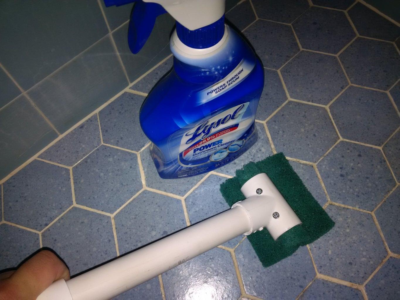 PVC Tiles Clean Pad