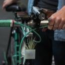 3D Printed Bike Planter