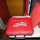 Custom Padded Tool Box From a Discarded Milwaukee Plastic Tool Box