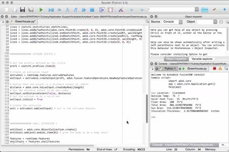 Python Script - Part 1