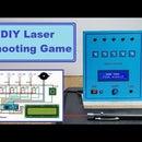 DIY Arduino Laser Pointer Shooting Game