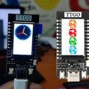 TTGO T Display Internet Watch/Clock