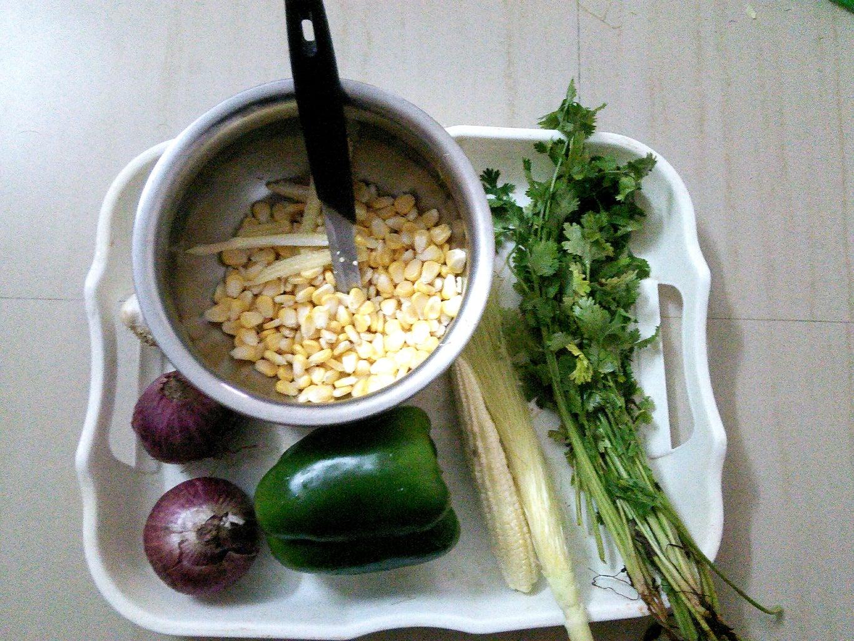 Corn Pulav