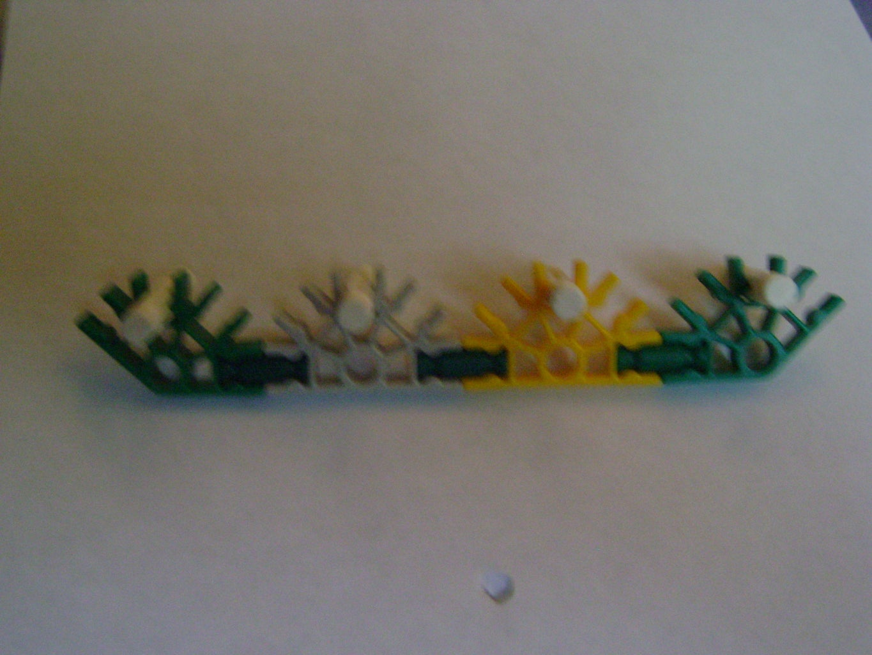 Top Rail and Drive Pin Etc