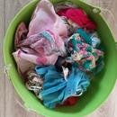 Refix Flexible Laundry Plastic Bucket