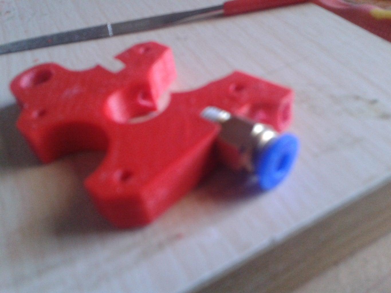 Repairing and Preparing the Pieces