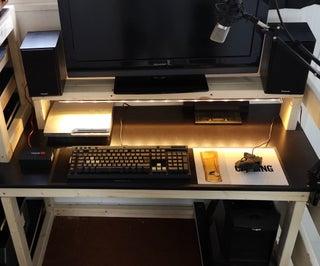 DIY定制办公桌