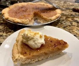 Mock Apple Pie
