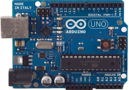 LCD Dispaly on Arduino UNO