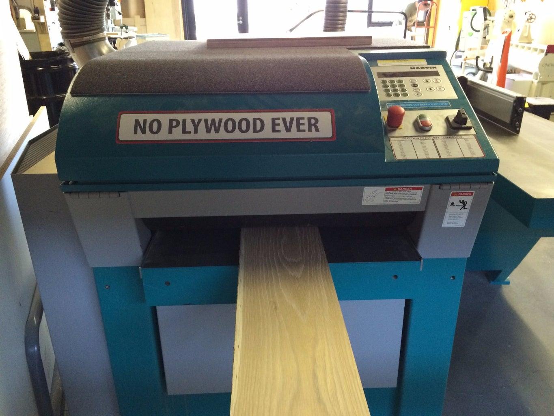 Making the Wood