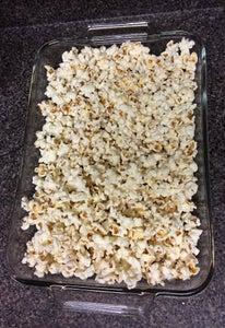 Prepare the Popcorn