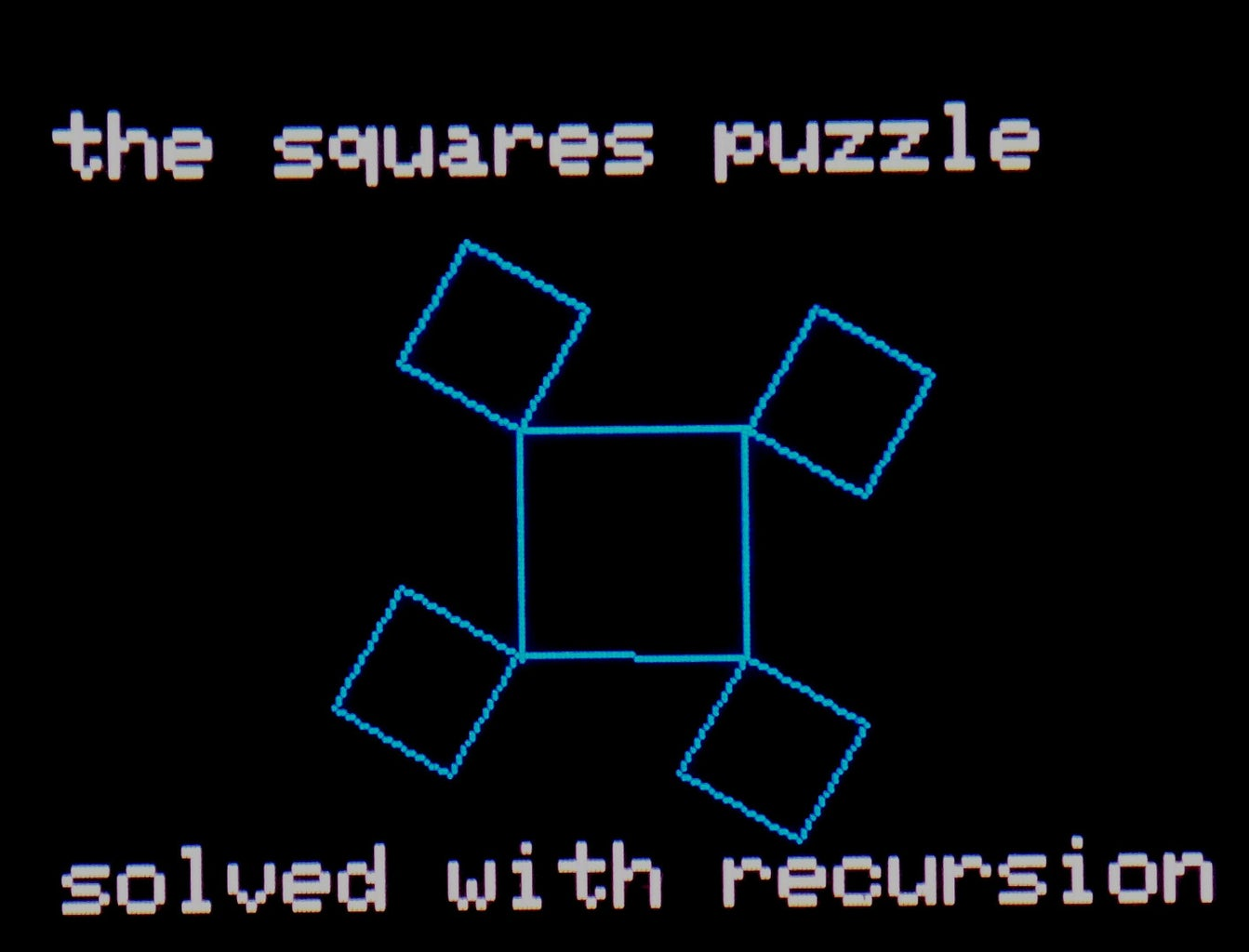 Try Some Puzzles