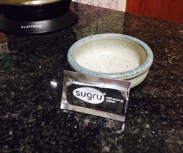 Sugru Ceramic Fix!