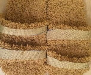 Carpet Sandals