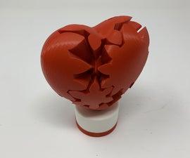 Geared Heart Version 2.0
