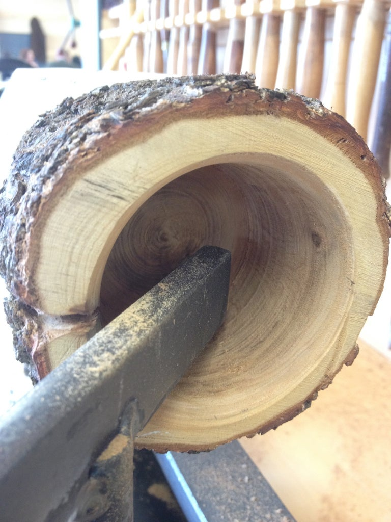 Turning and Sanding