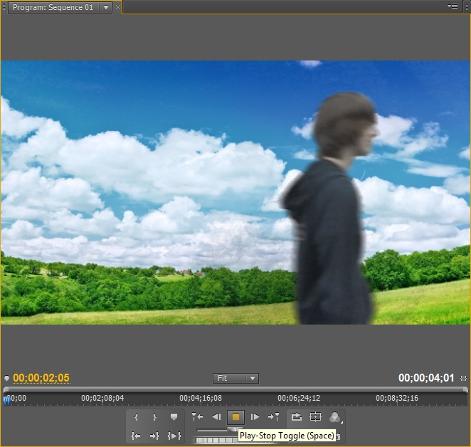 How to use a green screen in Adobe Premiere