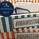 Concession Hawking Tray