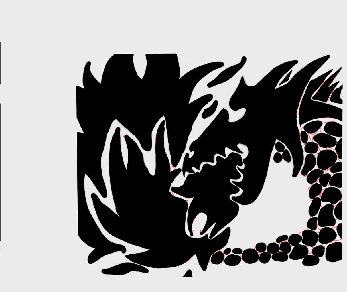 Drack-O-Lantern (Dragon Jack-O-Lantern)