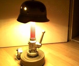 Firefighter Nightlamp