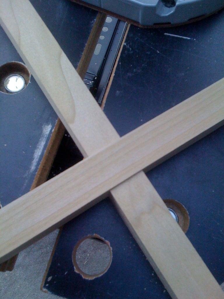 Top Cross-piece