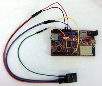ChipKIT WF32 and PmodALS Setup