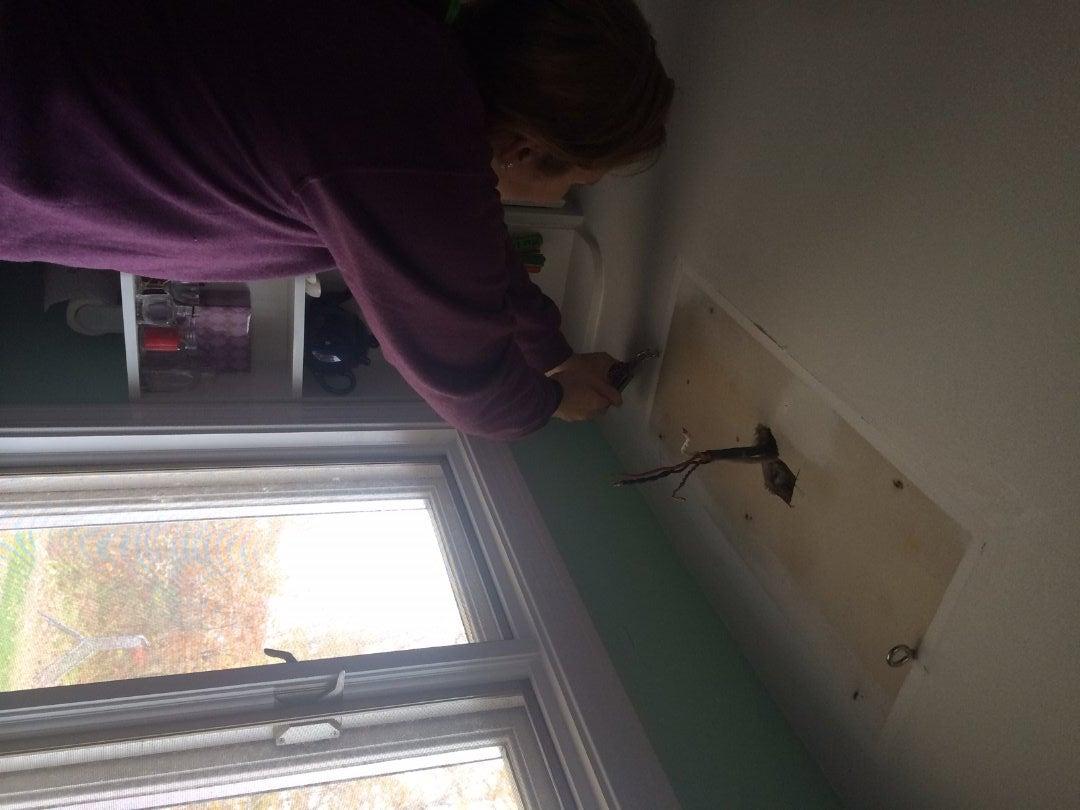 Hanging & Electrical Wiring