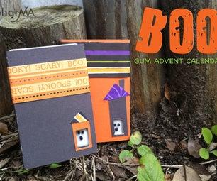 Boo! Gum Advent Calendar