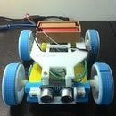 Build the BT_SmartCar with 3DP & Arduino(用3D列印和arduino製作藍芽智慧小車)