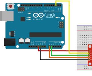 Interfacing Thumb Joystick With Arduino