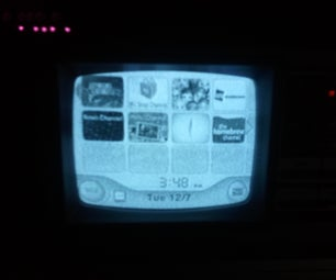 Hook Up Composite to an Extremely Old Tv!