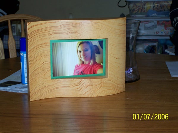 Cheap Picture Frame.
