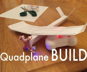 RC Paper Airplane for $16! (20 Minute Build Time)