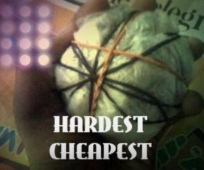 HARDEST,CHEAPEST,PERFECT MOST DANGEROUS BALL