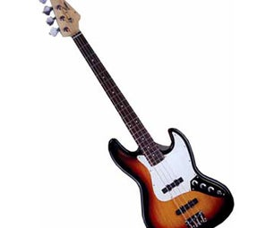 Beginning to Learn to Play Bass.