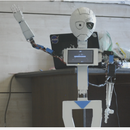 MIA-1 Open Source Advanced Hand Made Humanoid Robot!