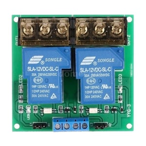 Buy a 2 12v Channel Relay