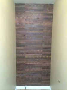 Stikwood Wall