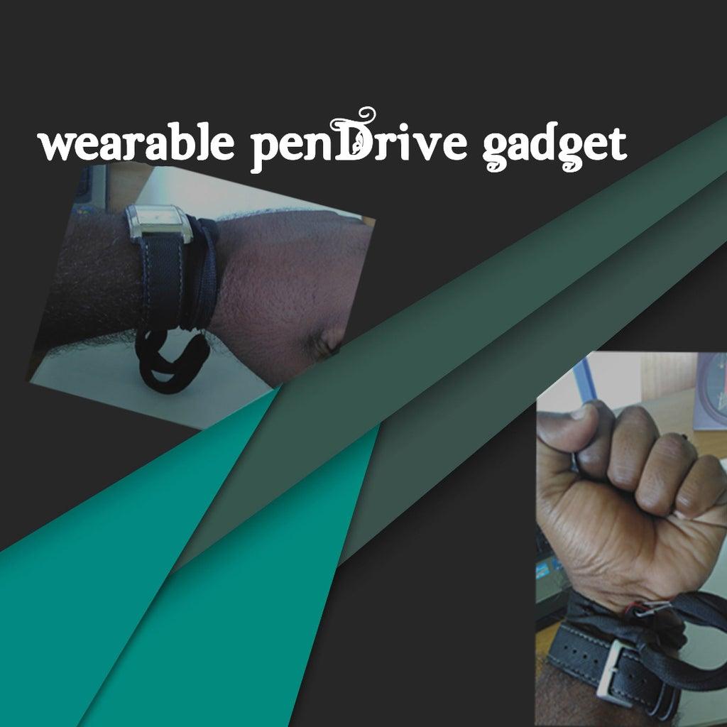 Wearable Pendrive