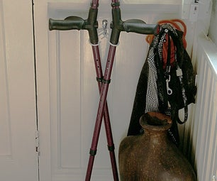 Cheapskate Crutch Clasp