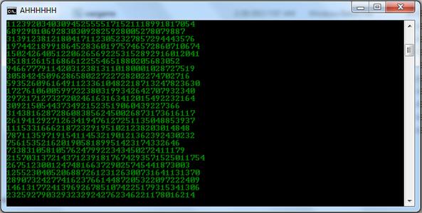 The Best Matrix Falling Code Effect