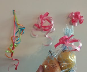 Curly Streamer Gift Bow in Seconds, and for Cheap!