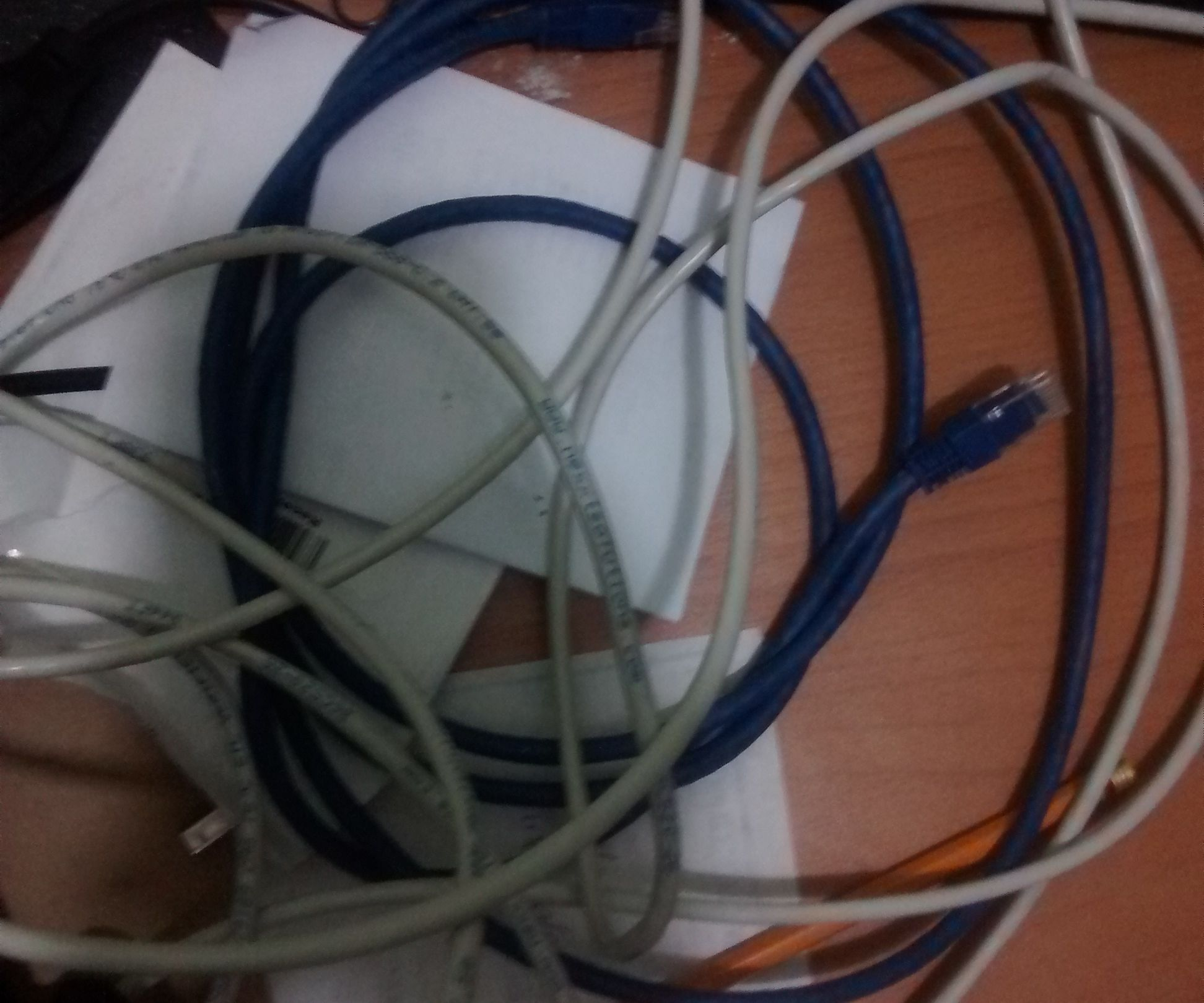 How to Make a UTP cable