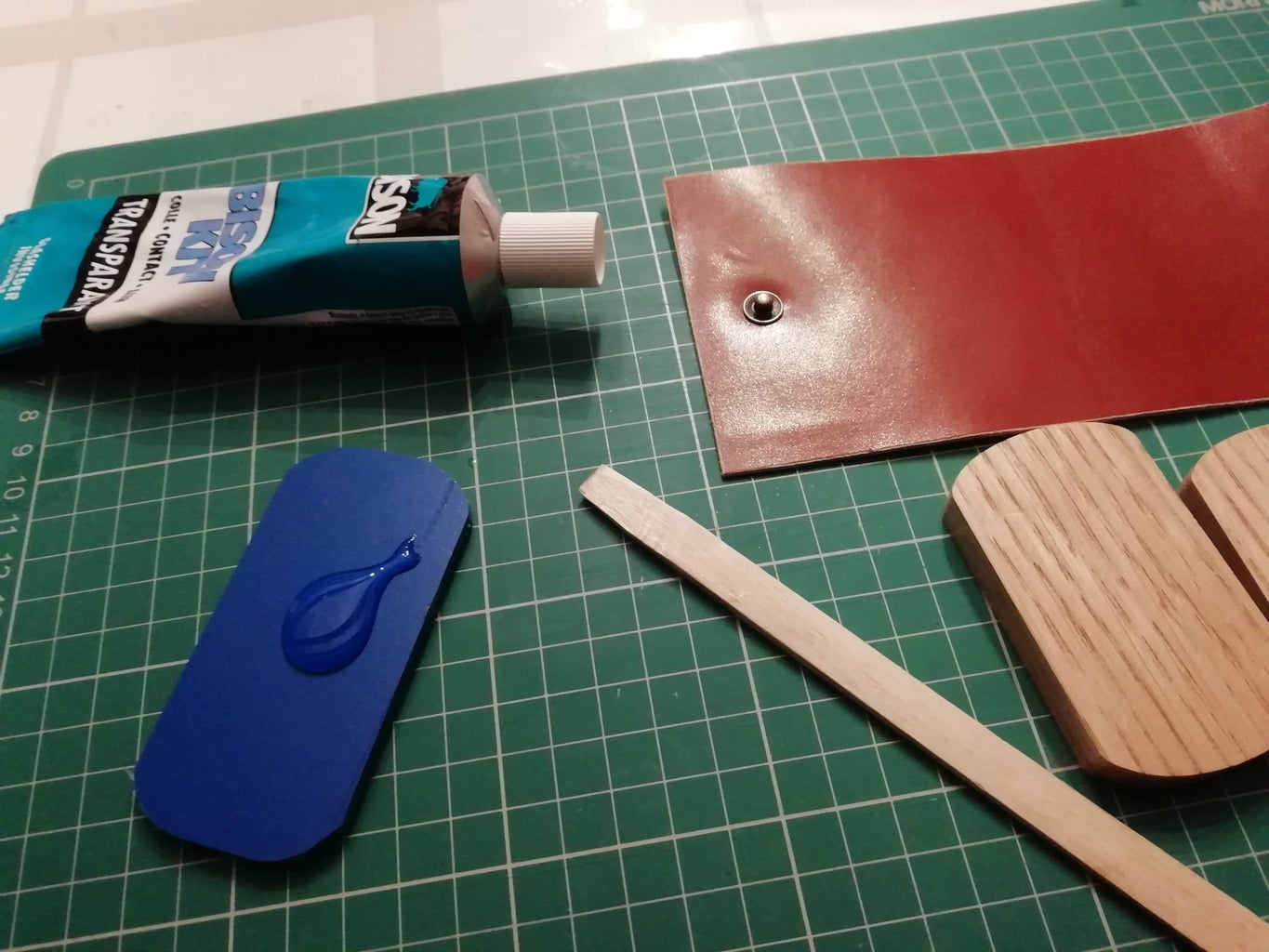 Gluing Up