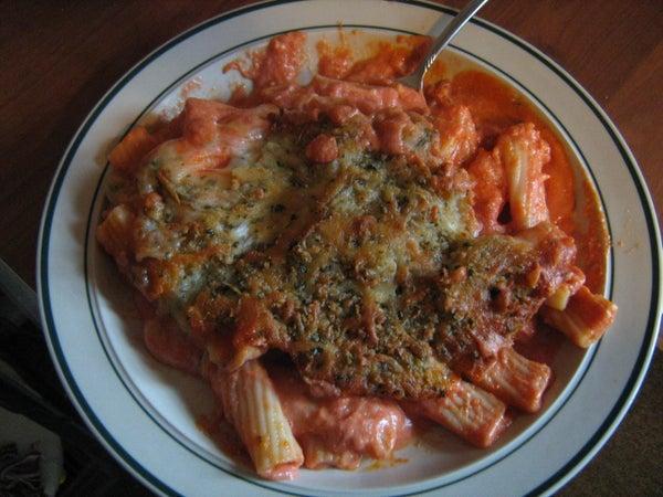 5-Cheese Ziti Al Forno