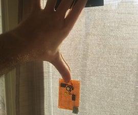 Little Solar Panel 12v to 5v Regulated