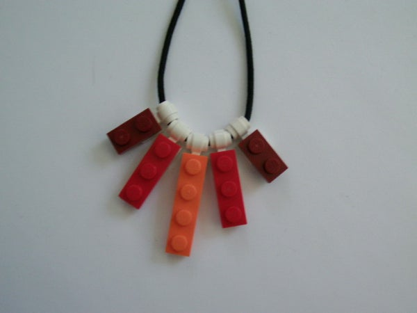 Lego Dangly Necklace