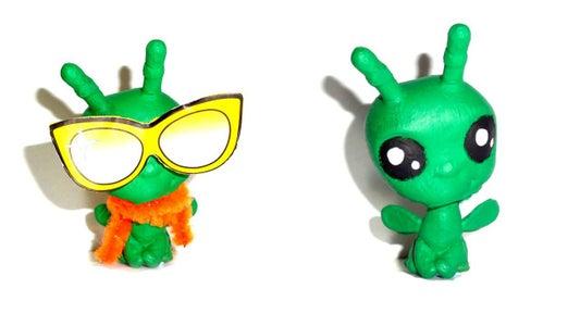 Custom Lps - Alien in Disguise
