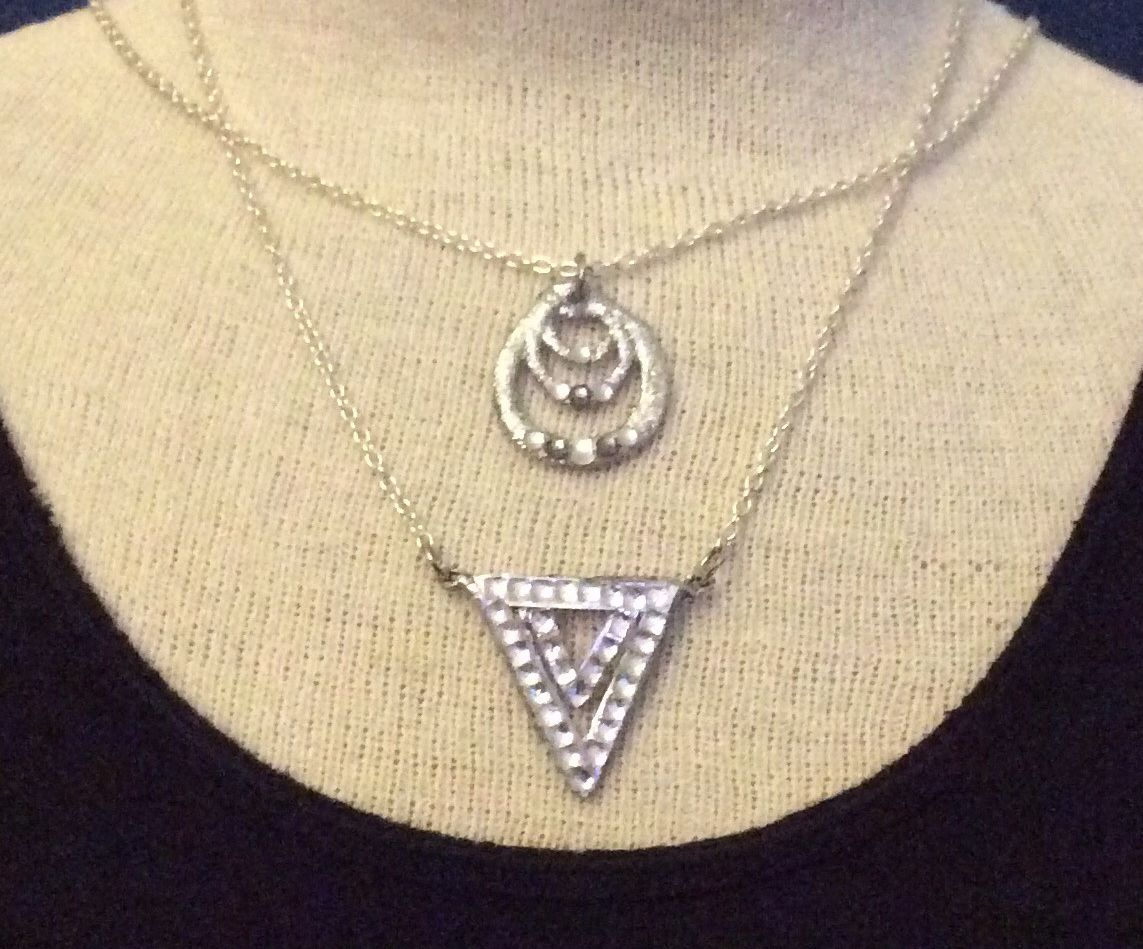Stylish InstaMorph Necklaces