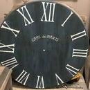 Roman Numeral Clock
